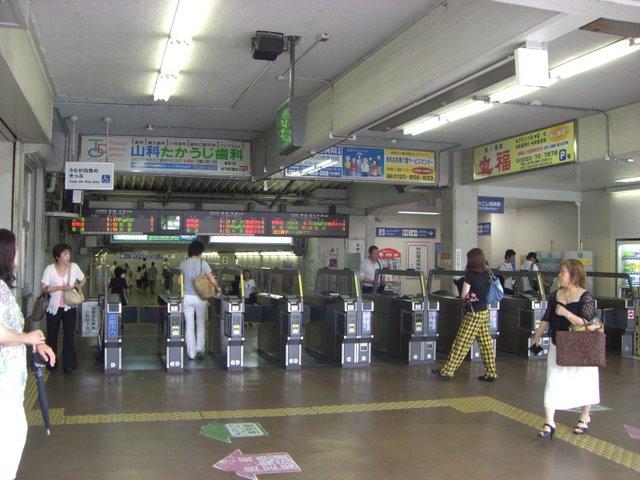 JR山科駅