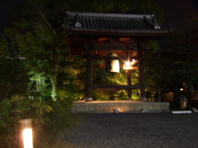 高台寺の釣鐘