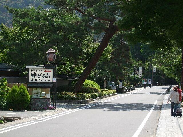 南禅寺に向かう最初の通りです。