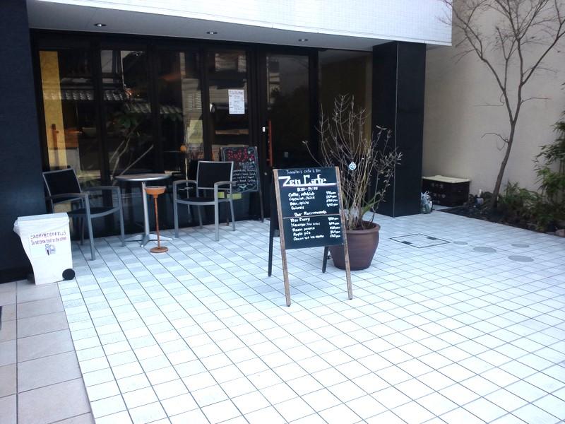 カフェも格安:Zen Cafe