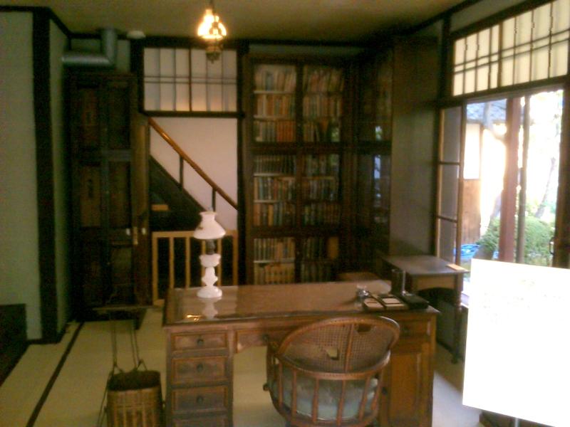 新島襄の書斎