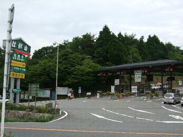 比叡山ドライブウェイ(田の谷峠)ゲート