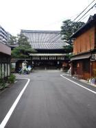 因幡薬師堂(平等寺)